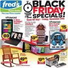 Freds Black Friday 2013 Ad Posted