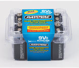 Rayovac 9V Alkaline Batteries 8-Pack