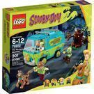 LEGO Scooby-Doo The Mystery Machine Set