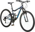 Mongoose Men's Ledge 2.1 27.5 Mountain Bike