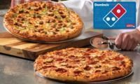 Domino's Pizza - $5 For A $10 Domino's Egift Card