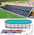 Xlong 28″ × 20-Foot Solar Pool Heater Panel