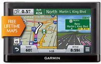 Garmin nuvi 55LM GPS Navigation System w/ Lifetime Maps