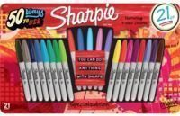 Sharpie Permanent Markers Limited Edition 21-Ct. Value Pack