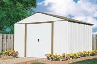 Arrow 10'3 x 9'9 x 6'9 Mid-Gable Storage Building