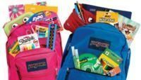 Staples - 25% Off School Supplies When You Buy a Backpack