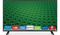 Vizio D32h 32 LED Smart HDTV + $75 Gift Card