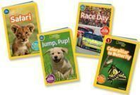 Four National Geographic Kids' Books