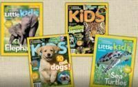 Living Social - 51% Off Subscription to National Geographic Kids