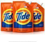 Tide HE Turbo Clean 48-oz. Liquid Laundry Detergent 3-Pack