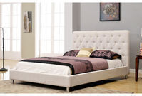 Newport Upholstered Platform Bed by Abbyson Living