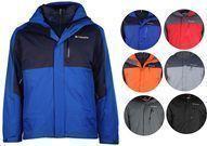 Columbia Men's Rural Mountain 3-in-1 Omni Heat Jacket