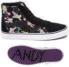 Vans Sk8 Hi Toy Story Buzz Lightyear Skate Shoes