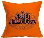 AutumnFall Halloween 18x18 Pillow Cover