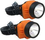 Ultra Bright 45-Lumen LED HeadLamp 2-Pack