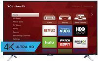 TCL 55 4k Ultra HD Roku Smart LED TV - Black (55US5800)