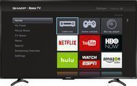 Sharp LC-55LB481U 55 LED 1080p Roku LED HDTV