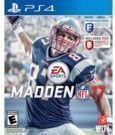 Madden NFL 17 w/ 500 Bonus Team Points (PS4 / Xbox One)