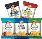 Lay's Kettle Chips Variety Pack 30-Count