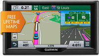 Garmin Nuvi 67LM 6 GPS Navigation System w/ Lifetime Maps