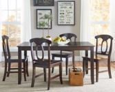 Standard Lowell Table with 4 Chairs