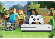500GB Xbox One S Minecraft Edition Bundle