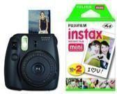 Fujifilm Instax Mini 8 Instant Film Camera w/ 2pk Film