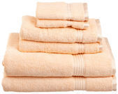 Orrville Premium Combed Cotton 6 Piece Towel Set