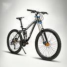 26 24-Speed Men's Mountain Bike
