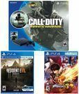 PlayStation 4 Slim 500GB Call of Duty Bundle + 2 Games