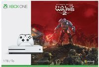 Xbox One S 1TB Halo Wars 2 Bundle + Extra Controller
