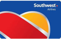 $150 Southwest Airlines Gift Card - Email Delivery
