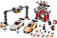 LEGO Speed Champions Porsche 911GT Finish Line