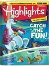 Highlights Magazine 1 Year Subscription