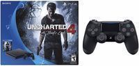 Sony PS4 Uncharted 4 Bundle + Extra Controller