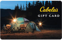$100 Cabela's Gift Card - Mail Delivery