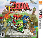 The Legend of Zelda: Triforce Heroes (Nintendo 3DS)