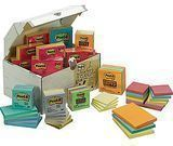 Post-it Treasure Chest