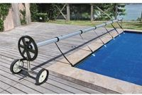 21-Foot Stainless Steel Swimming Pool Cover