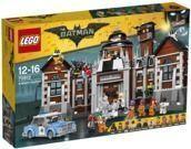 The Lego Batman Movie Arkham Asylum Set