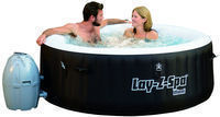 Bestway Lay-Z-Spa 71 x 26 Inflatable 4-Person Spa | 54124