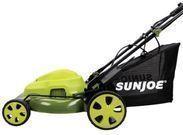 Sun Joe Mow Joe 12-amp 20 Electric Lawn Mower / Mulcher