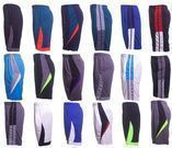 5 Pairs of Men's Moisture-Wicking Mesh Shorts