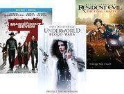 Best Buy - 3 Blu-Ray Movies for $20
