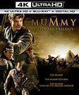The Mummy Ultimate Trilogy (4K UHD + Blu-ray + Digital)