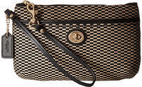 COACH Exploded Rep Medium Wristlet