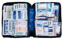 All-purpose First Aid Kit Soft Case w/ Zipper 299-pc Kit