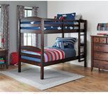 Better Homes and Gardens Twin Bunk Bed w/ 2 Mattresses