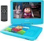9 Portable DVD Player for Kids