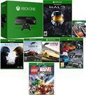 Xbox One 500GB Gaming Console w/ Wireless Headset & 7 Games